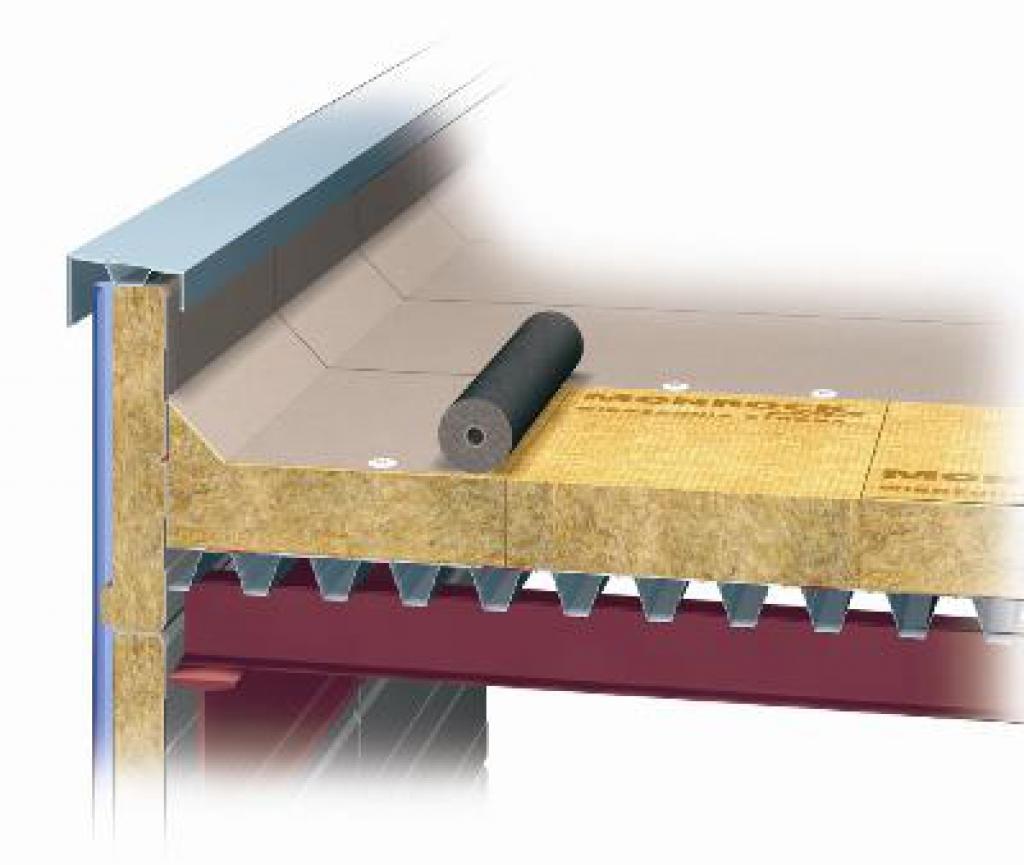 Как сделать плоскую крышу в доме