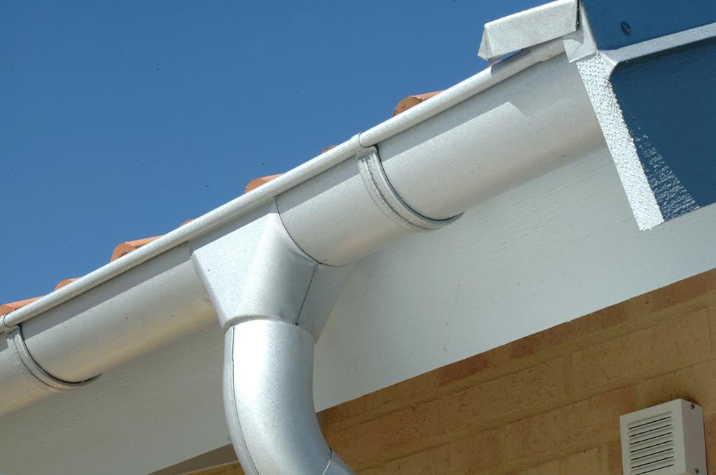 Отливы для крыши своими руками из пластиковой трубы